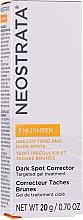 Parfumuri și produse cosmetice Corector de pete întunecate - NeoStrata Enlighten Dark Spot Corrector