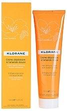 Parfumuri și produse cosmetice Cremă pentru epilat - Klorane Hair Removal Cream