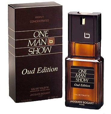 Bogart One Man Show Oud Edition - Apă de toaletă