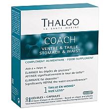 Parfumuri și produse cosmetice Capsule pentru abdomen și talie, 30 buc - Thalgo Coach Stomach and Waist