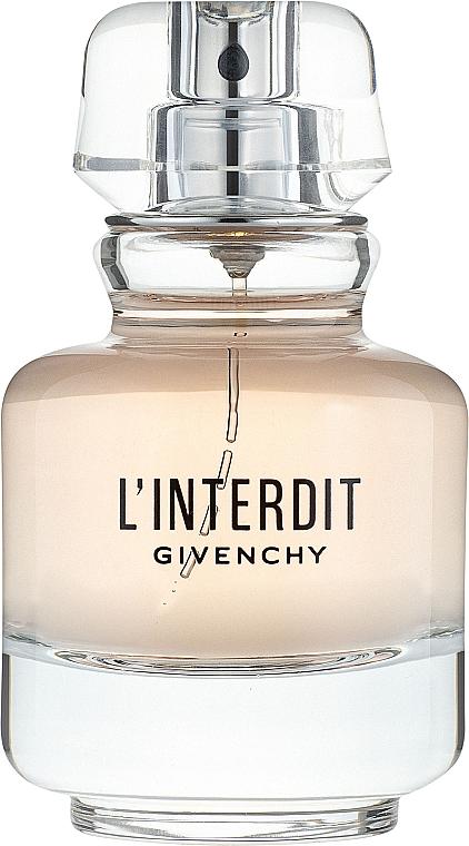 Givenchy L'Interdit Eau de Parfum - Spray parfumat de păr
