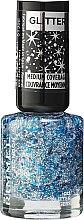 Parfumuri și produse cosmetice Lac de unghii - Rimmel Glitter Medium Coverage