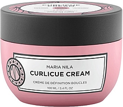 Parfumuri și produse cosmetice Cremă pentru păr - Maria Nila Curlicue Cream