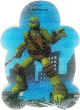 """Parfumuri și produse cosmetice Burete de baie pentru copii """"Turtle Ninja"""" Leonardo 3 - Suavipiel Turtles Bath Sponge"""