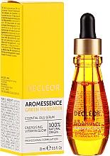 Parfumuri și produse cosmetice Ser cu uleiuri esențiale pentru față - Decleor Aromessence Green Mandarin Oil Serum