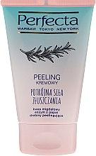 Parfumuri și produse cosmetice Scrub pentru față - Perfecta Detox Cream Scrub
