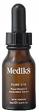 Parfumuri și produse cosmetice Ser cu vitamina C concentrată - Medik8 Pure C15 Pure Vitamin C Antioxidant Serum