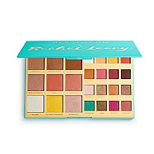 Parfumuri și produse cosmetice Paletă de machiaj - Makeup Revolution X Rachel Leary Ultimate Goddess