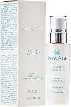 Parfumuri și produse cosmetice Esență pentru față - Oriflame NovAge Bright Sublime