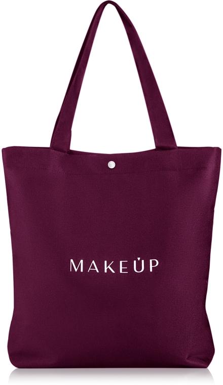 """Geantă de cumpărături Marsala """"Easy Go"""" - MakeUp"""