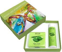 Parfumuri și produse cosmetice Set - Styx Naturcosmetic Aloe Vera (sh/gel/250ml + cr/200ml)