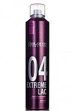 Parfumuri și produse cosmetice Lac de păr, fixare puternică - Salerm Pro Line Strong Lac