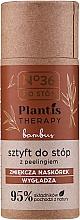 Parfumuri și produse cosmetice Peeling-stick pentru picioare - Pharma CF No.36 Plantis Therapy Peeling Foot Stick