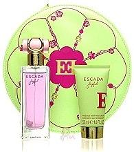 Parfumuri și produse cosmetice Escada Joyful - Set (edp/75ml + b/lot/50ml)
