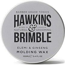 Parfumuri și produse cosmetice Ceară de păr - Hawkins & Brimble Elemi & Ginseng Molding Wax