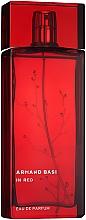 Parfumuri și produse cosmetice Armand Basi In Red Eau de Parfum - Apă de parfum