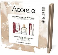 Parfumuri și produse cosmetice Acorelle Tendre Patchouli - Set (edp/50ml + edp/10ml)