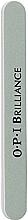 Parfumuri și produse cosmetice Buffer de unghii - O.P.I. Nail File Brilliance Long Buffer