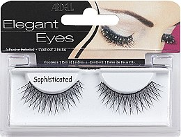 Parfumuri și produse cosmetice Extensii gene - Ardell Elegant Eyes Sophisticated Black