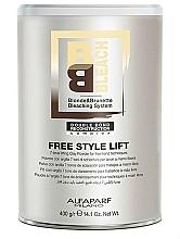 Parfumuri și produse cosmetice Pudră pentru decolorarea părului - Alfaparf BB Bleach Blonde & Brunette Free Style Lift