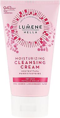 Cremă de față - Lumene Moisturizing Cleansing Cream