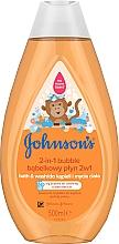 Parfumuri și produse cosmetice Gel de duș pentru copii - Johnson's® Baby