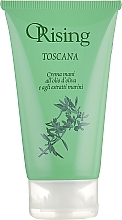Parfumuri și produse cosmetice Cremă hidratantă pentru mâini - Orising Toscana Hand Cream