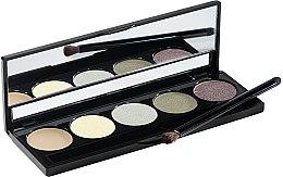 Parfumuri și produse cosmetice Paletă farduri de ochi, 5 nuanțe - Peggy Sage Eye Shadows Palette Harmonie