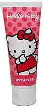 Parfumuri și produse cosmetice Pasta de dinți cu aromă de căpșune pentru copii - VitalCare Hello Kitty