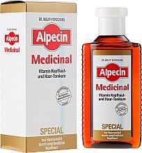Parfumuri și produse cosmetice Loțiune tonică pentru scalp sensibil - Alpecin Medicinal Special Vitamin Scalp And Hair Tonic