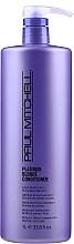 Parfumuri și produse cosmetice Кондиционер для светлых, седых и осветленных волос - Paul Mitchell Platinum Blonde Conditioner