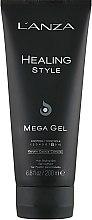 Parfumuri și produse cosmetice Gel pentru aranjarea părului - L'anza Healing Style Mega Gel