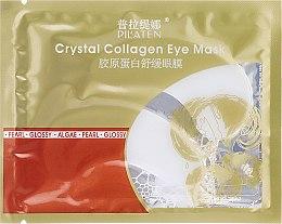Parfumuri și produse cosmetice Mască-patch pentru pleoape cu colagen - Pilaten Crystal Collagen Eye Mask Anti-Puffiness Dark Circle