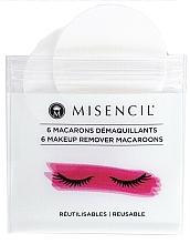 Parfumuri și produse cosmetice Discuri demachiante reutilizabile - Misencil Makeup Remover Macaroons