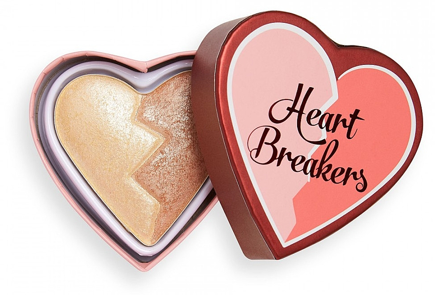 Iluminator - I Heart Revolution Heart Breakers Powder Highlighter