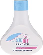 Parfumuri și produse cosmetice Spumă de baie - Sebamed Baby Bubble Bath
