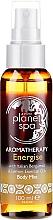Parfumuri și produse cosmetice Spray cu bergamot și lămâie pentru corp - Avon Aromatherapy Energise Body Mist
