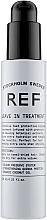 Parfumuri și produse cosmetice Tratament pentru păr - REF Leave in Treatment