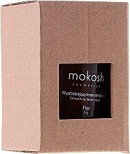 Parfumuri și produse cosmetice Cremă cu extract de fig și efect de netezire pentru față - Mokosh Cosmetics Figa Smoothing Facial Cream