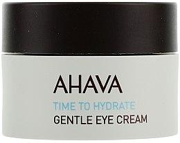 Parfumuri și produse cosmetice Cremă pentru conturul ochilor - Ahava Time To Hydrate Gentle Eye