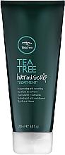 Parfumuri și produse cosmetice Exfoliant vindecător pe bază de extract de arbore de ceai - Paul Mitchell Tea Tree Hair & Scalp Treatment