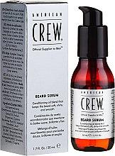 Parfumuri și produse cosmetice Ser pentru barbă - American Crew Official Supplier to Men Beard Serum