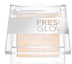 Parfumuri și produse cosmetice Iluminator pentru față și corp - Bell HYPOAllergenic Fresh Glow Illuminating Powder