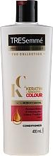 Parfumuri și produse cosmetice Balsam pentru strălucirea părului vopsit - Tresemme Keratin Smooth Colour Conditioner With Maroccan Oil