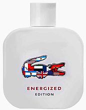 Parfumuri și produse cosmetice Lacoste Eau De L.12.12 Energized - Apă de toaletă