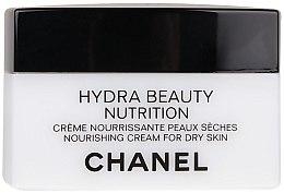 Parfumuri și produse cosmetice Cremă hidratantă pentru ten uscat - Chanel Hydra Beauty Nourishing and Protective Cream