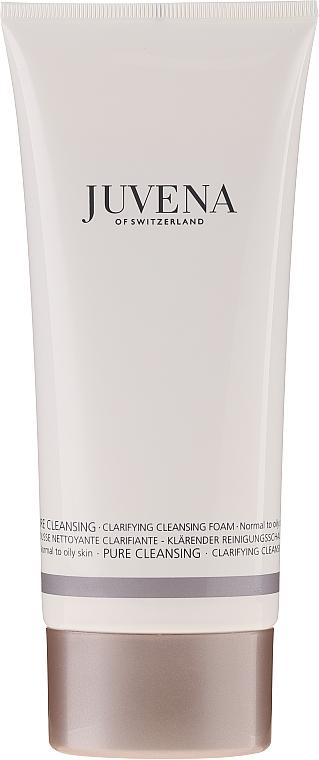 Spumă de curățare pentru față - Juvena Pure Cleansing Clarifying Cleansing Foam — Imagine N1