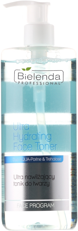 Tonic de față ultra-hidratant - Bielenda Professional Face Program Ultra Hydrating Face Toner