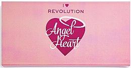 Parfumuri și produse cosmetice Farduri pentru pleoape - I Heart Revolution Angel Heart