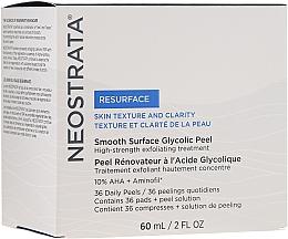 Parfumuri și produse cosmetice Peeling facial - NeoStrata Resurface Smooth Surface Daily Peel